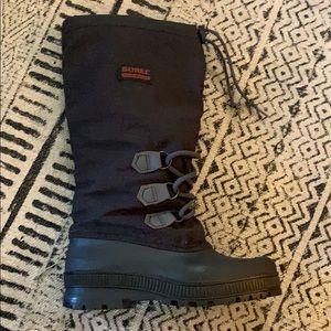 Sorel Canada classic vintage boot women's 6